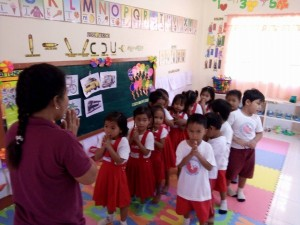 Provincial Search for Best Child Development Center and Child Development Worker @ Sta. Monica Day Care Center