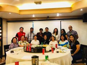 Regular Monthly Meeting of League of Municipalities of the Philippines August 3, 2018