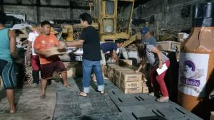 Relief Goods from DSWD