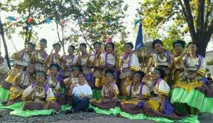 Congratulations! Municipality of Moncada 1st Runner - up Street Dance Competition