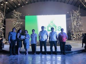 Gulayan sa Barangay at Paaralan Awarding Ceremony February 8,2019