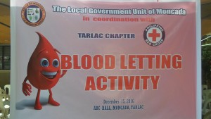 Blood Letting December 15, 2016
