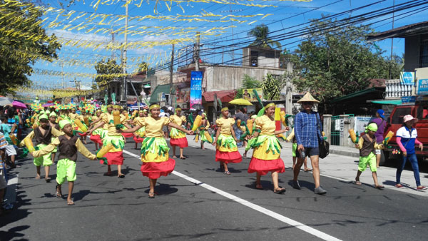 Fiesta Parade February   Official Website Of Municipality Of Moncada Province Of Tarlac