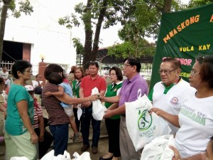 Pamaskong Handog  mula kay Governor Susan A. Yap