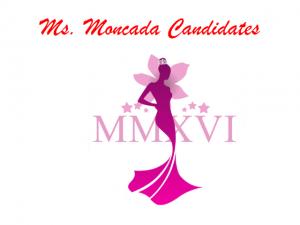 Ms. Moncada 2016