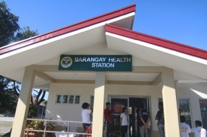 News_Blessing of Aringin Health Station, Concreting of Road & Barangay Hal